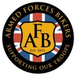 Armed Forces Biker Charity Logo